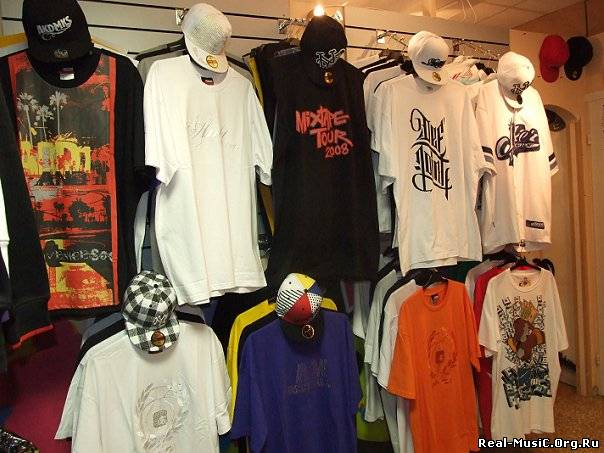 магазин фирменной одежды найк в орле